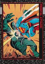 "Doomsday Death of Superman 1992 Skybox ""FRONTAL ATTACK!"" #25 M/NM Tradin... - $1.46"