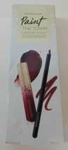 bareMinerals Paint the Town Kit Liquid Lip Color & Liner Duo Brand New - $18.00