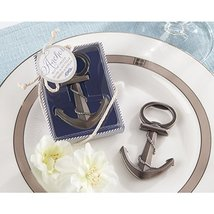 Anchor Nautical-Themed Bottle Opener (pack of 20) - $79.17
