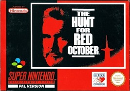 The Hunt For Red October image 1