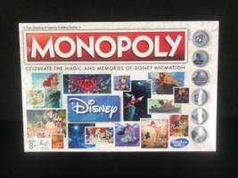 Hasbro Monopoly Disney Animation Edition Game - $38.61