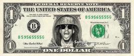 LIL JON on a REAL Dollar Bill John Cash Money Memorabilia Collectible Celebrity  - $8.88