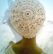 Womens Crochet Pattern,Classic Shell Cloche,Ladies Beanie by CarussDesig... - $3.99