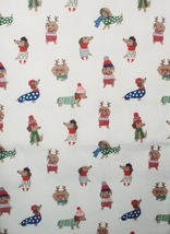 Christmas Holiday Winter Dachshund Table Runner by Cynthia Rowley - $28.00