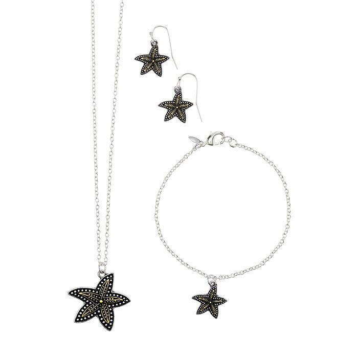 Avon Seaside Starfish 3 pc gift set