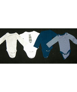 4 Lot Toddler Baby New Born NB Jumpers (1) Circo, (3) Cloud Island - $12.85