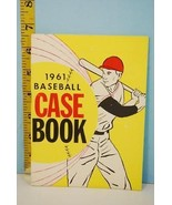 NFHS 1961 Baseball Case Book National Alliance Ed. High School College - $9.99