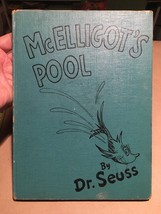 McElligot's Pool by Dr. Seuss 1947. First Edition. Variant. 7 Line Copyr... - $220.50