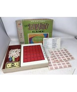 Jeopardy Vintage 1964 Milton Bradley Game 5th  Edition TV Board Game - $21.85