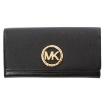 Michael Kors Carryall Wallet, Black - $99.98