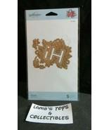 Spellbinders Floral Hi S3-384 Cutting Die Paper Crafts Scrap booking decorative - $14.68