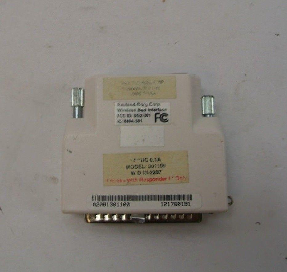 Rauland-Borg Wireless Bed Interface UG2-301 849A-301