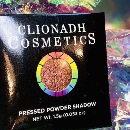 NWT NIB Clionadh Cosmetics JEWELLED MULTICHROME SINGLE PAN *1 SHADE* Forge