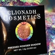 NWT NIB Clionadh Cosmetics JEWELLED MULTICHROME SINGLE PAN *1 SHADE* Forge