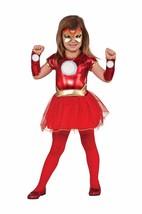 Rubies Lil Rescue Iron Woman Virginia Potts Child Girls Halloween Costum... - $32.99