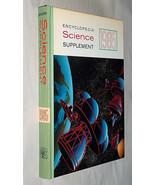 1985 Metalship Science Complément Remplacement Livre Relié Grolier - $17.54
