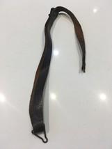 Vintage Wwii WW2 Korea Us Army Leather Chin Strap Broken End - $4.99