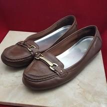 Anne Klein Brown iFlex Loafers Size 9 - $19.99