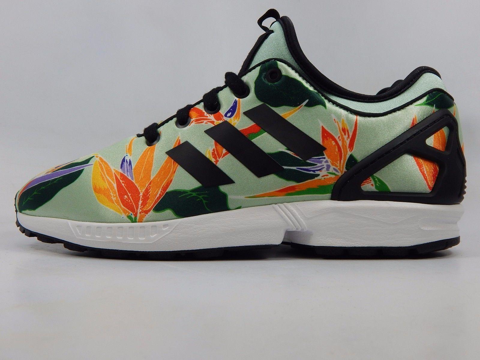Adidas Originals ZX Flux NPS Hawaiian Men's Shoes Sz US 9 M (D) EU 42 2/3 B34468