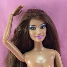 Barbie 2010 FASHIONISTA BEST FRIENDS TERESA Nude Articulated Pivotal Dol... - $15.00