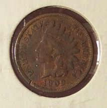 1909 Indian Head Penny F12 #0390 - $12.99