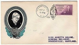 (4) U.S. First Day Cover, 1934 Mothers of America First Day Cover... - $13.50