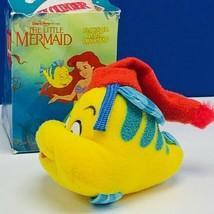 Walt Disney Christmas ornament Mcdonalds vintage Little Mermaid Flounder... - $16.35
