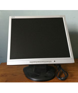 """NEC MultiSync LCD1712 17"""" LCD Monitor Includes VGA & Power Cable - Working! - $18.95"""