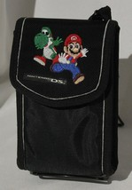 Official Nintendo DS Carrying Case Accessory Mario Yoshi Embroidered - $19.34