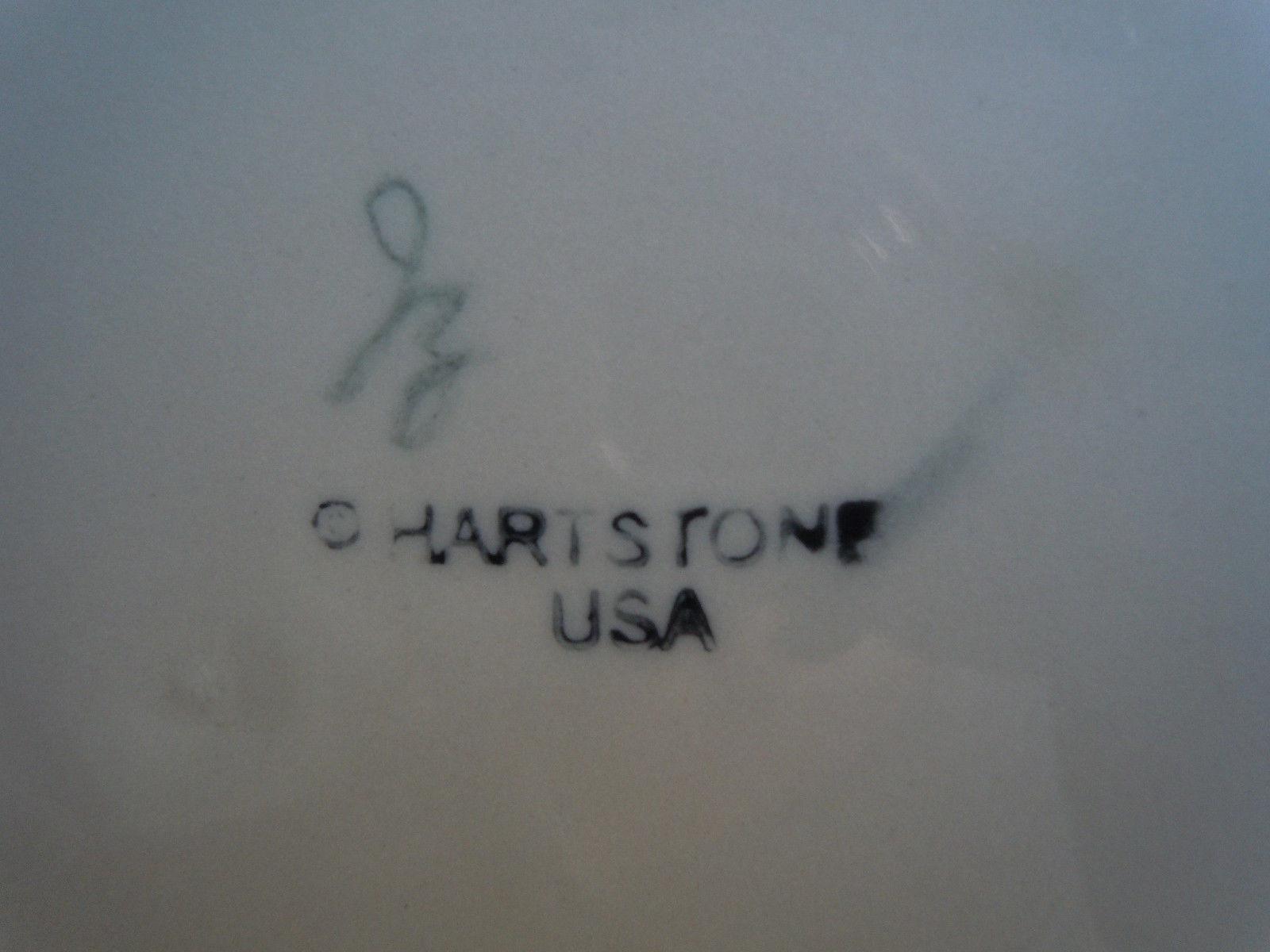 Hartstone Jewel Tones Emerald Dinner Plate image 3