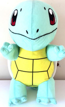 "New  Pokemon Go XLarge SQUIRTLE 13"" Stuffed Firm Toy Animal New. Licensed.US - $22.73"