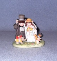 Hallmark Spoonful of Stars Happily Ever After Figurine 1998 QHC8223 Numbered - $4.99