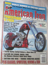 American Iron Motorcycle Magazine July 2005 Skull Bike U.S.A - $13.78