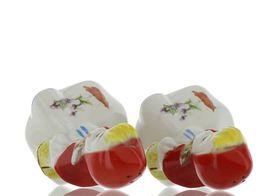 """Hull Little Red Riding Hood 5"""" Range Salt and Pepper Shaker Set BBB image 11"""
