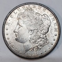 1885 $1 Morgan Silver Dollar Coin Lot # E 107