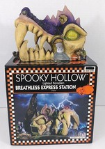 Spooky Hollow Halloween Breathless Express Station - Lighted - €39,88 EUR