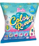 Barbie 1 Color Water Reveal Mermaid Pet Series Blind Mystery Pack - New - $12.99