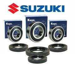 Rear Wheel Bearings & Seals for Suzuki SV1000 S 2003-2007 KOYO - $38.62
