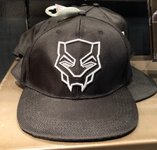 Disney Parks Exclusive Marvel's The Black Panther Cap Hat New - $33.90