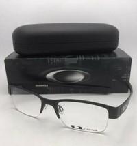 Oakley Titanio Occhiali da Sole Gasser 0.5 Ox5088-0152 52-19 Nero OPACO - $249.47