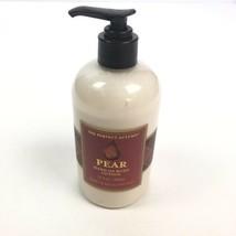 Bath & body works the perfect autumn pear hand & body lotion 12 Fl Oz - $59.39