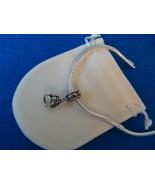 NEW Disney Princess Theme Charm - Cinderella's Tiara Crown silver plate ... - $9.99