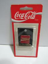 KOKA-KONA Russian Coca-Cola Pin Rare Red Promo Advertising - $10.89