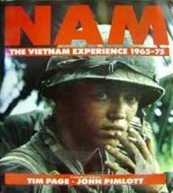 Nam: The Vietnam Experience, 1965-75 Tim Page and John Pimlott - $39.95