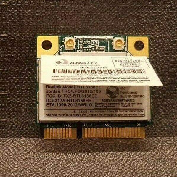 Toshiba Wifi Wireless Card WW704E1491A20H, wk327 wi-fi, L70-A