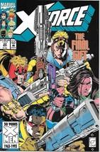 X-Force Comic Book #22 Marvel Comics 1993 NEAR MINT NEW UNREAD - $2.99