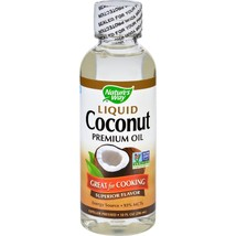 Nature's Way Liquid Coconut Oil  10 Oz - $18.93