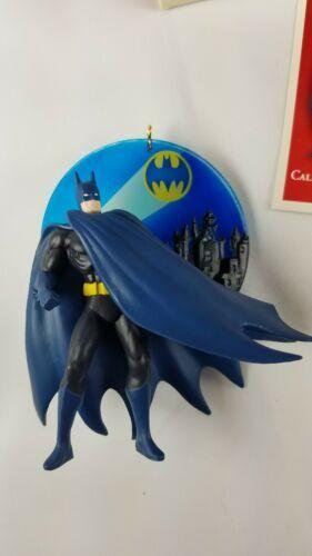 Hallmark Keepsake Ornament Calling the Caped Crusader Batman Lighting Effect  image 4