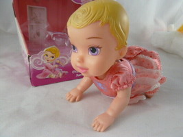 "Disney Crawl to Me Aurora Doll Jakks Pacific  5.5"" long New in Box - $10.88"