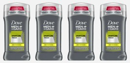 Dove Men + Care Antiperspirant Protection SPRTCARE FRESH Deodorant 2.7, ... - $35.83